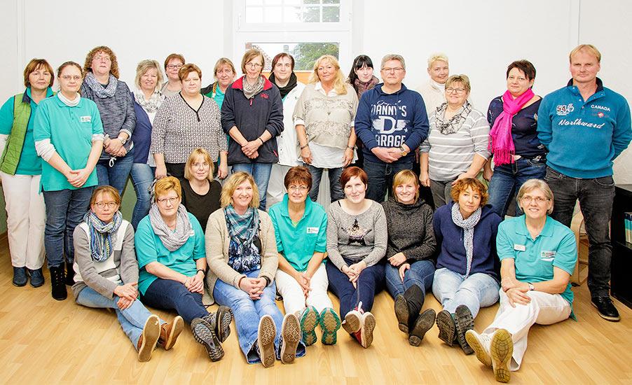 Pflegedienst Marks Bruchhausen-Vilsen - Das Team